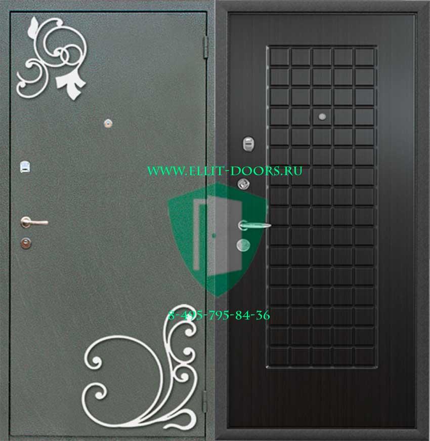 двери входные для дачи эконом класса